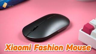 Chuột Không Dây Xiaomi Fashion Mouse - Thiết Kế Cực Đẹp Hoàn Thiệt Kim Loại Chắc Chắn.
