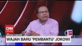 Rizal Ramli 'Kuliti' Menteri Ekonomi Baru Jokowi