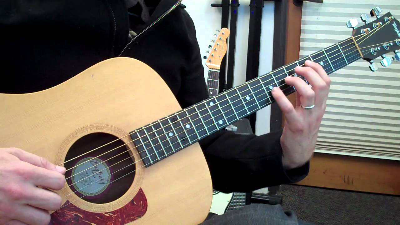 Be thou my vision acoustic guitar youtube be thou my vision acoustic guitar hexwebz Gallery