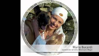 Rytuały magiczne anielskie Lady Amethyst Ametyst - Maria Bucardi wróżka jasnowidz