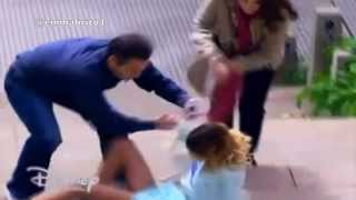 Violetta 3 - Le avisan a Ramayo del accidente de Violetta (03x67)