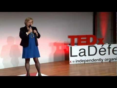 TEDxLaDéfense - Geneviève BOUCHE -  Un scénario pour le futur