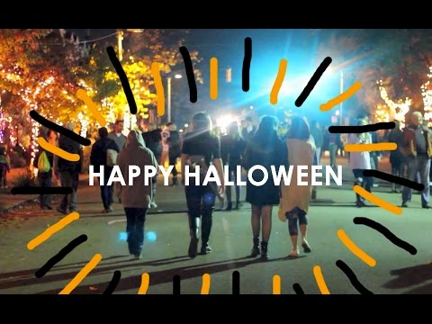 HALLOWEEN VIDEO!