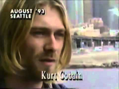 Kurt Cobain, Seattle 1993 Complete Interview