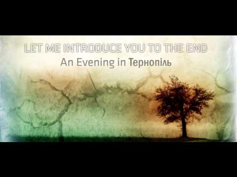 2.  Mistakes / An Evening in Ternopil 2011 / Let Me End
