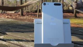 iPod Touch 6TH GENERATION UNBOXING! (SILVER EDITION)