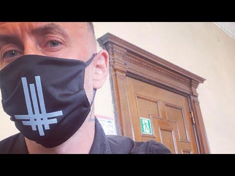 "Behemoth's Nergal Facing ""Anti-Blasphemy"" Charge In Poland"