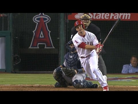 Angels walk off on Freese
