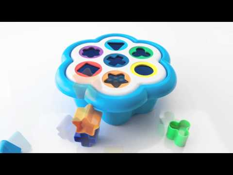 Quercetti Daisy Shape Sorter I Early Learning Centre