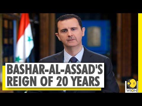 Bashar-al-Assad Completes 20 Years As President Amid Turmoil In Syria