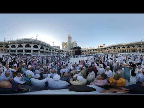 360 Mecca Kaaba - Saudi Arabia 6K