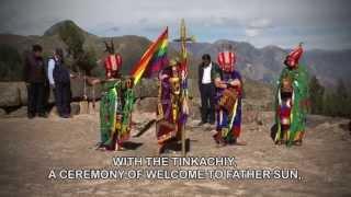 documentary tourism Vilcas Huaman Vilcas Raymi II