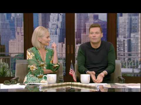 Kelly & Ryan Share Embarrassing Stories About Learning to Kiss
