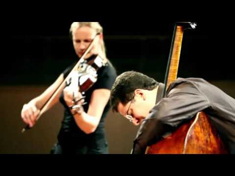 Sperger, Duet for Double Bass and Viola