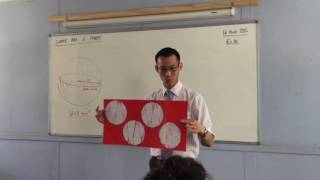 Surface Area of Spheres (1 of 2: Finding the Surface area of spheres and hemispheres)