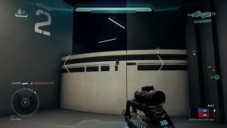 Halo 5 Guardians: H2 BR Slayer - Pegasus II (720p HD) Gameplay