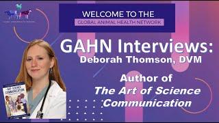 GAHN in 5 minutes: Dr. Deborah Thomson One Health Expert