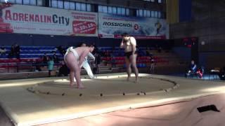 Чемпионат Украины по сумо 115+ (2015) г.Луцк