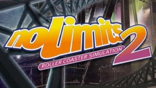 NoLimits 2 Roller Coaster Simulation - HD Gameplay Preview