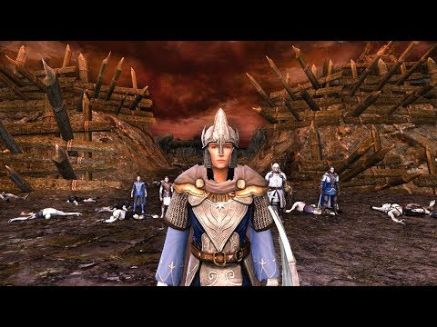 HIGH ELF UPDATED OPINION - LOTRO Update 21 Mordor Expansion Beta