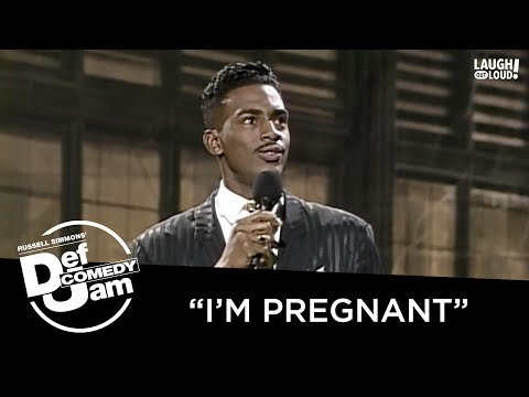 Bill Bellamy On What To Expect When Expecting   Def Comedy Jam   Laugh Out Loud Network