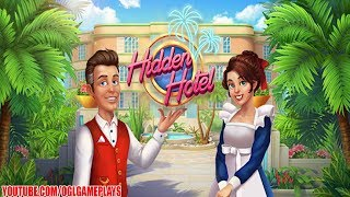 Hidden Hotel Gameplay - Day 1 (Android iOS)