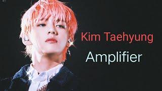 Kim Taehyung - Amplifier 🔥 || FMV |
