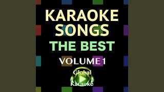 Uptown Funk (In the Style of Bruno Mars & Mark Ronson) (Karaoke Version)