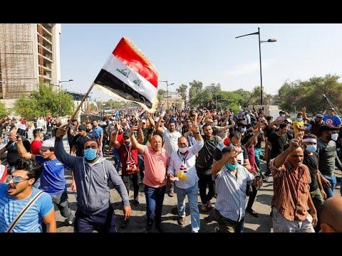 الأمم المتحدة تكثف مساعيها لكبح العنف في الشارع العراقي  - 14:00-2019 / 11 / 12