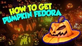 [EREIGNIS] Wie man den Kürbis Fedora - Roblox Halloween 2018