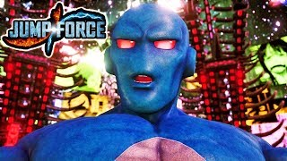 JUMP FORCE - NEW FREE DLC Prometheus Playable Gameplay Screenshots 1080p HD