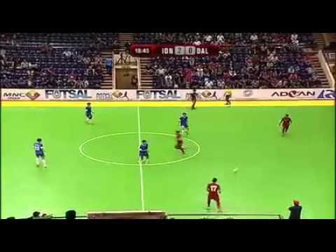 good ball posession and defence futsal