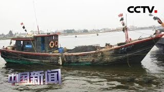 [中国新闻] 粤港八部门合作搜救失联渔船 8名船员全部得救   CCTV中文国际