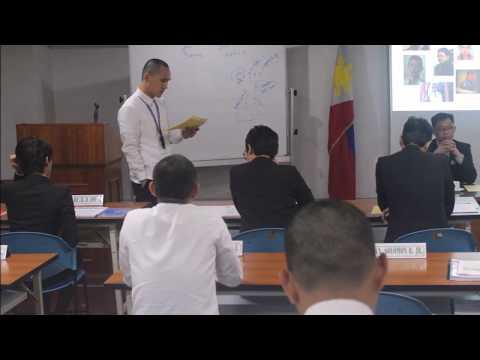 NBI ACADEMY Basic Agents Training Course Class 49