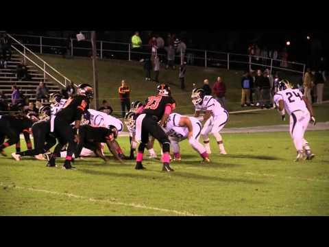 Essex Football Highlights - Essex vs James Monroe Game Recap