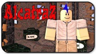 Roblox AlcatraZ Gameplay - Player unknown battlegrounds inspired game