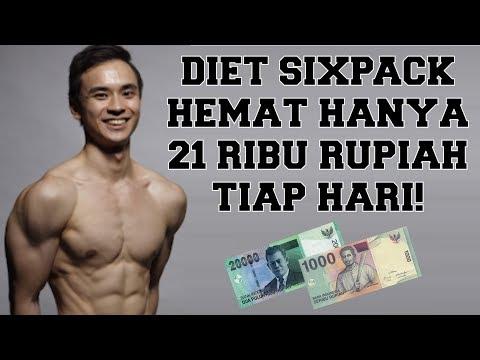 Diet Sixpack Hemat Hanya 21 Ribu Tiap Hari?!  | by BRODIBALO