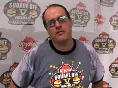 humble bob shoudt after eating 58 krystal hamburgers youtube