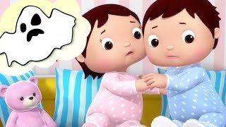 No MONSTERS! | Little Baby Bum: Nursery Rhymes & Kids Songs ♫ | Story Time! ABCs and 123s