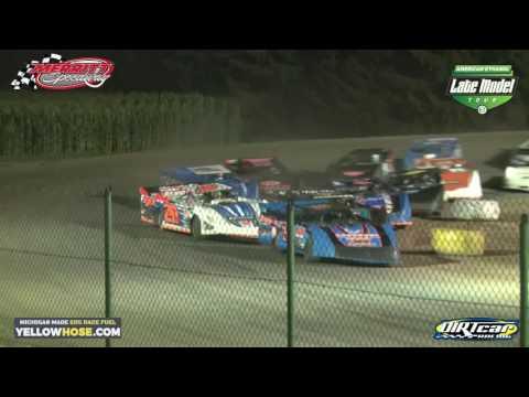 Merritt Speedway Aug. 6th Feature Highlights