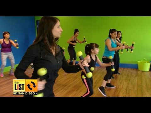 SAN DIEGO: Zumba With A Twist