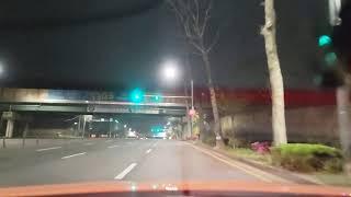 4월 14일 마카롱택시  야간 서울시내 드라이브   방…