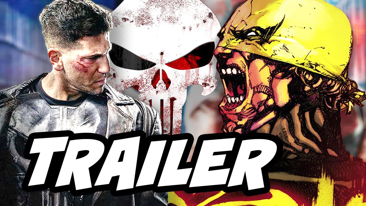 Marvel Defenders Trailer Breakdown and Punisher Season 1