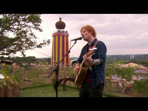 Ed Sheeran - Thinking Out Loud at Glastonbury 2014