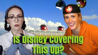 Mystery Monday: Rebecca Coriam Vanishes Off The Disney Wonder