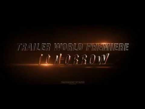 AVENGERS INFINITY WAR, TRAILER WORLD PREMIER, TOMORROW