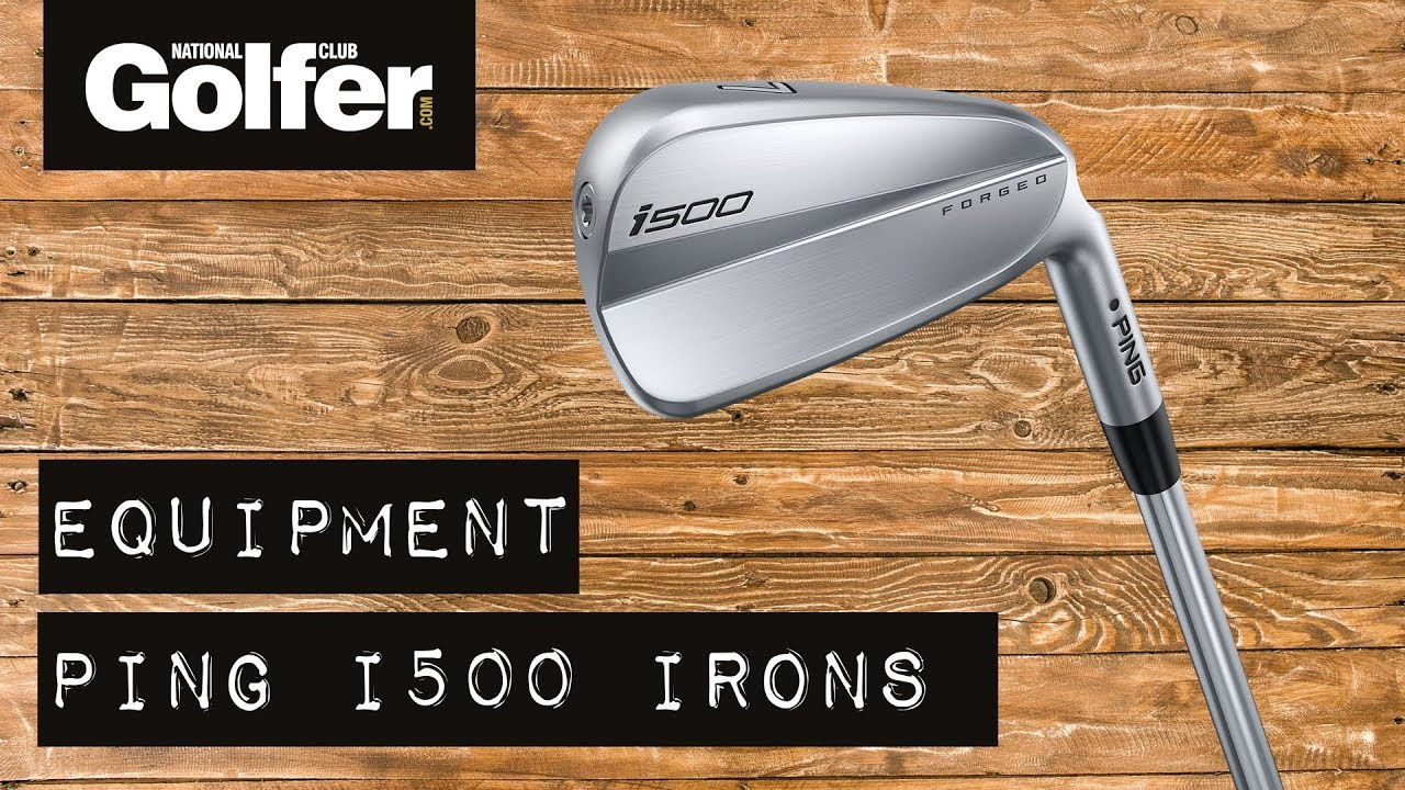 07ae1412c7c Ping i500 Irons Review - Are these Ping s best irons yet  National Club  Golfer