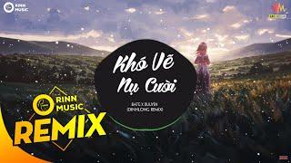 Khó Vẽ Nụ Cười (DinhLong Remix) - ĐạtG x DuUyên | Nhạc Trẻ Căng Cực Gây Nghiện Hay Nhất  2019