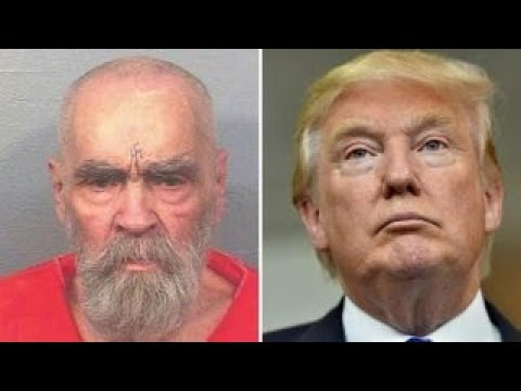 Newsweek Compared Trump to Charles Manson.