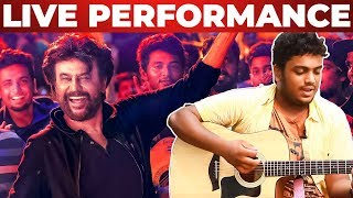 Petta – Ullalla Song Live Singing by Singing Stars | Thanks to Colors Tv